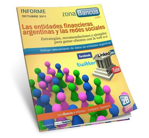 Informe bancos y redes sociales