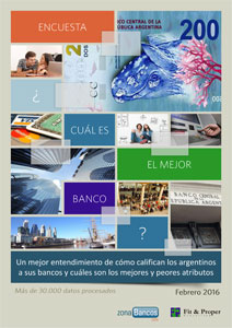 Encuesta: ¿Cuál es el mejor banco de Argentina?
