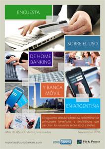 Reporte Home Banking y Banca Móvil